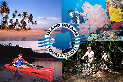 Scuba Diving Vacation Island Dreams Travel