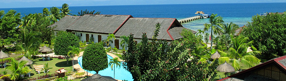 Kasai Village Resort, Moalboal, Cebu, Philippines