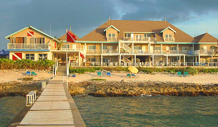 Cobalt Coast Resort - Cayman Islands Report and Photos copyright Ken Knezick, Island Dreams