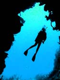 Cozumel scuba diving photography
