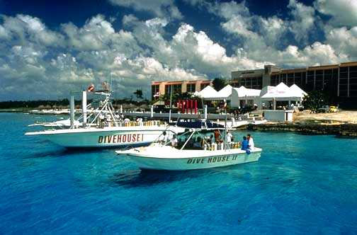 Luxurious Fiesta Americana Cozumel Dive Resort and Dive House