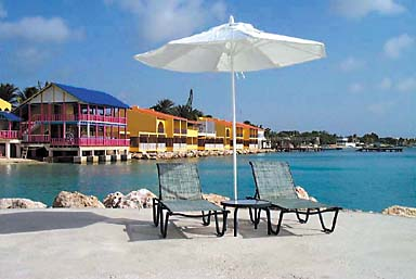 Flamingo Beach Resort, Bonaire