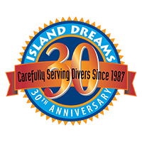 Island Dreams 30th Anniversary Logo