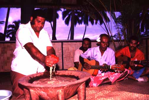 Kava - Beverage of Kings