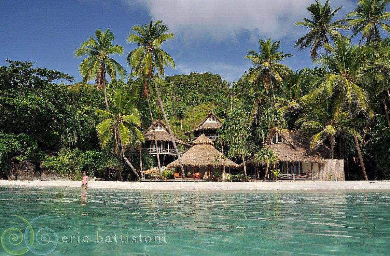 Misool eco resort raja ampat indonesia scuba diving adventure - Raja ampat dive resort ...