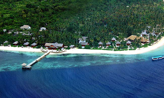 Now Fly to Wakatobi -- photo copyright Henrik Rosen, Wakatobi Resort