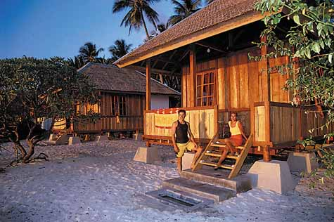 Four New Bungalows at Wakatobi